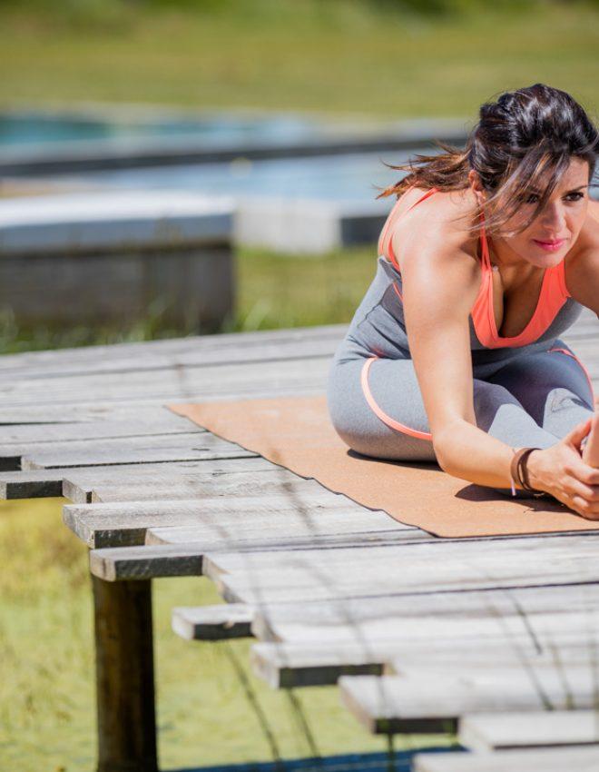 O Yoga na minha vida