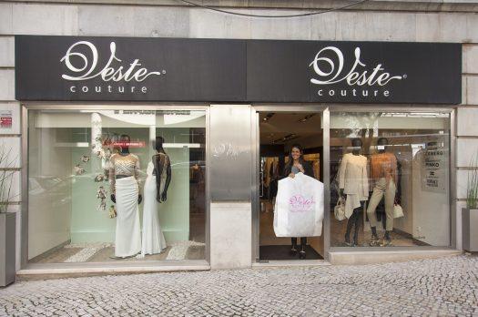 A escolha do vestido (não, não é o de noiva!)