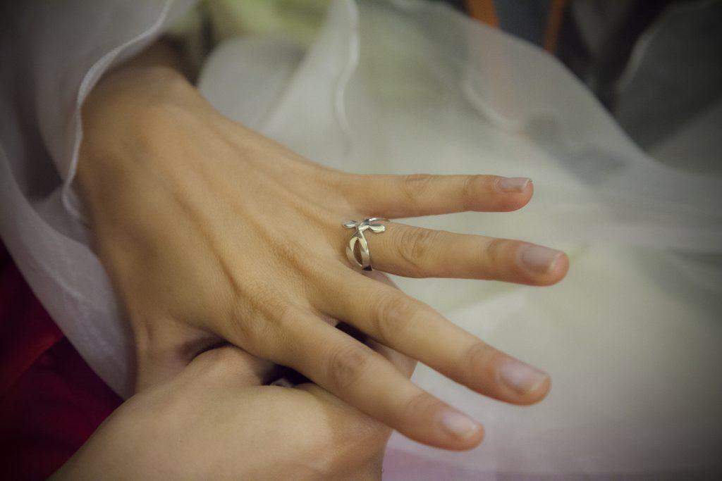 Cuca Roseta - aliança de casamento