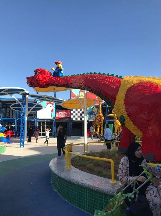 Cuca Roseta - Dubai - Legolândia