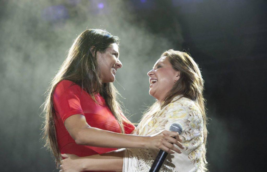 Cuca Roseta e Nina Pastori