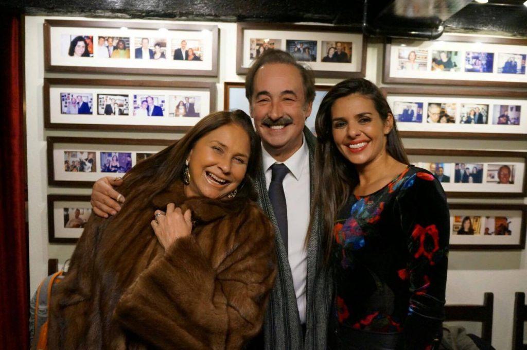 Cuca Roseta, Mário Pacheco e Fafá de Belém