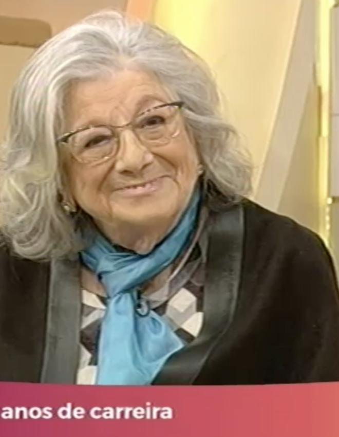 Homenagem à Eunice Muñoz