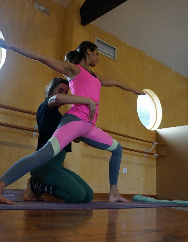 Yoga – postura: Virabhadrasana