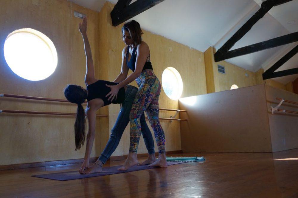 Cuca Roseta & Inês Roseta Yoga