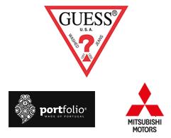 GUESS PORTFOLIO Mitsubishi